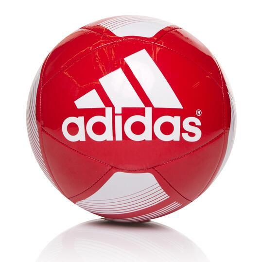 ADIDAS GLIDER Balón Fútbol Rojo