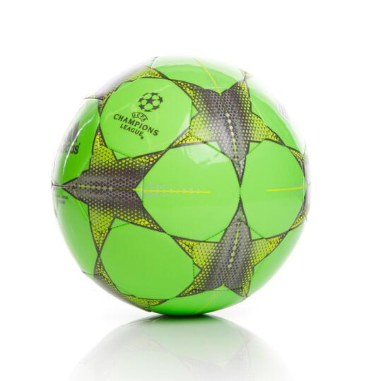 ADIDAS Balón Fútbol UEFA Champions League Verde