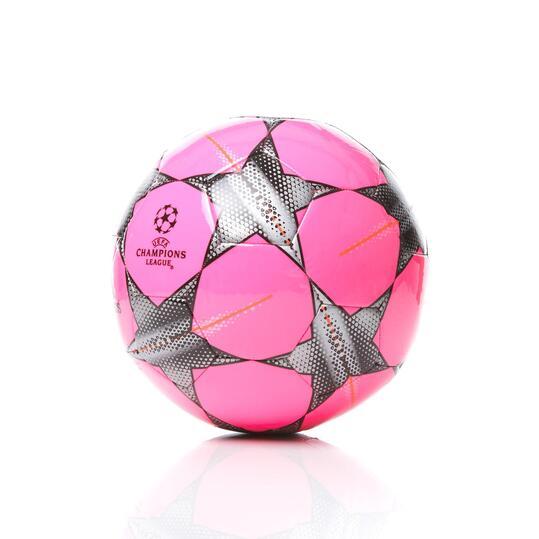 ADIDAS Balón Fútbol UEFA Champions League Rosa