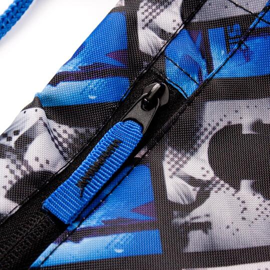 SILVER Gymsack Azul Niño