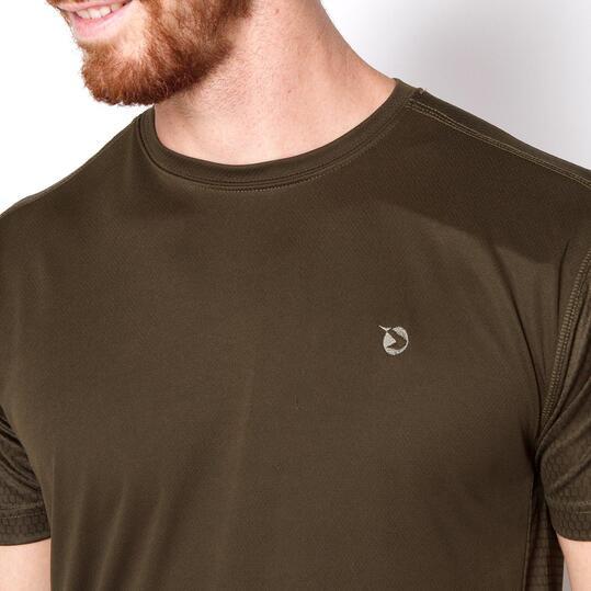 GAMO Camiseta Caza Kaki