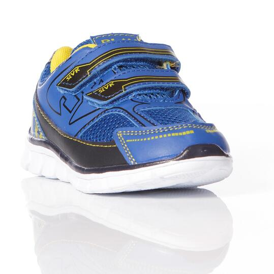 Zapatillas SILVER Azul Niño (22-27)