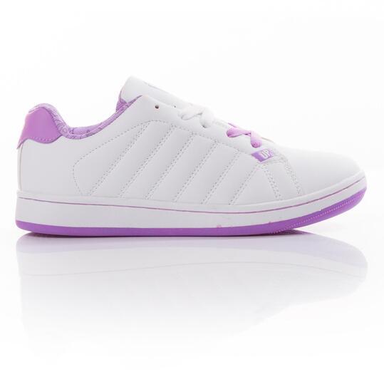 Zapatillas UP Blanco Mujer