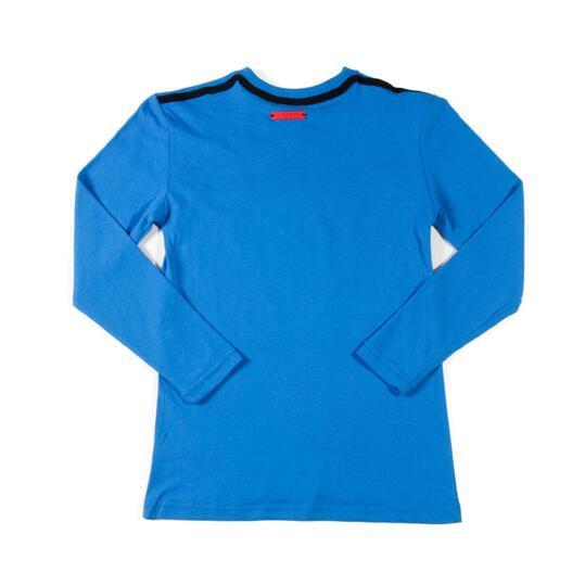 Camiseta SILVER Azul Niño (10-16)