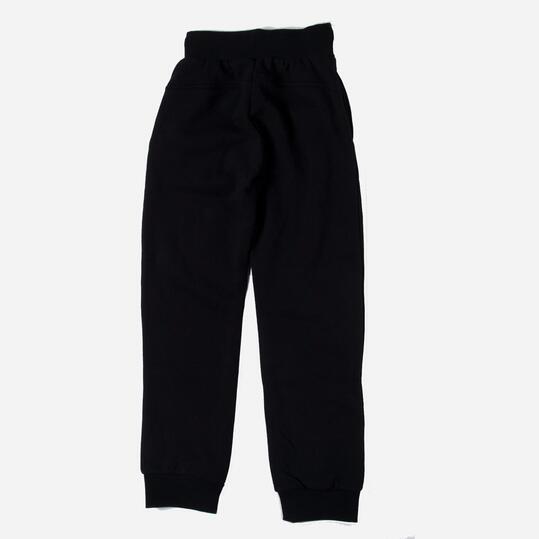 FILA BASIC Pantalón Chándal Negro Niño  (10-16)