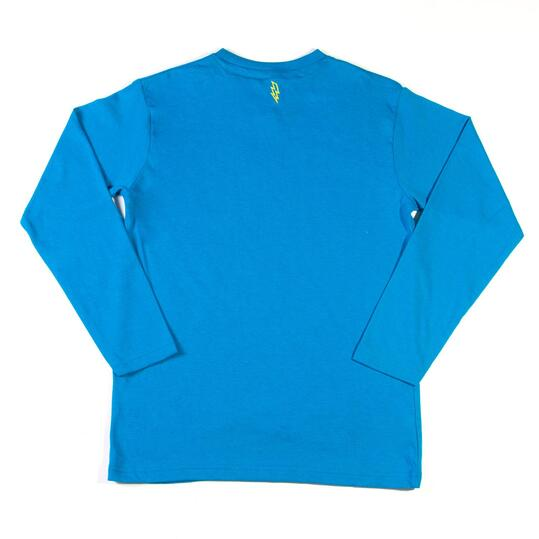 Camiseta SILVER Marino Niño (10-16)