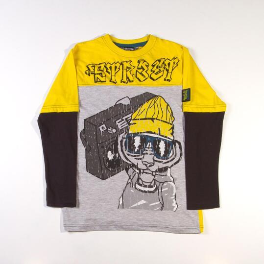 Camiseta SILVER Lima Niño (10-16)