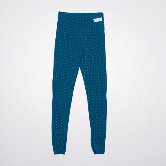 Leggings SILVER Azul Niña (2-8)