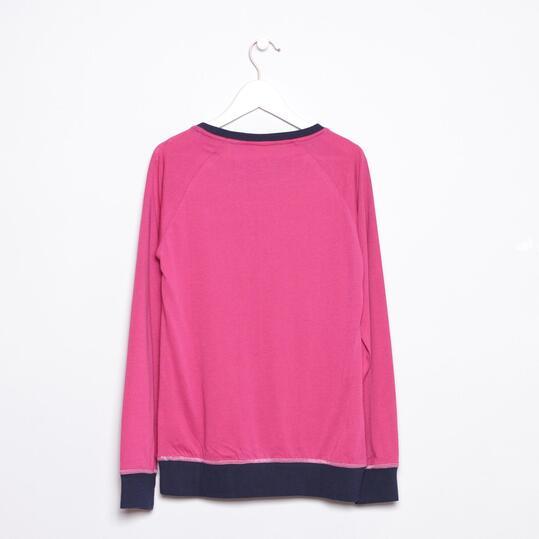 Camiseta SILVER Fucsia Niña (10-16)