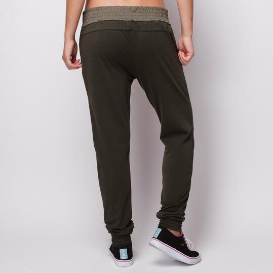 Pantalones SILVER Marino Mujer