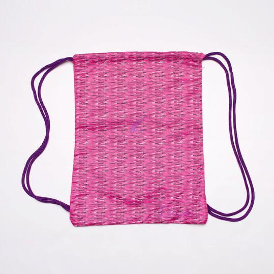 Gymsack ILICO Fitness Fucsia Mujer