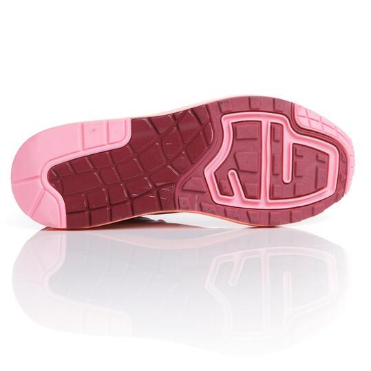 IPSO Zapatillas Running Cámara Aire Granate Mujer