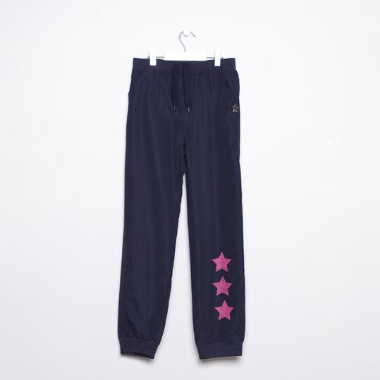 Pantalones SILVER Marino Niña (10-16)
