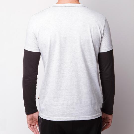 Camiseta SILVER Gris Hombre