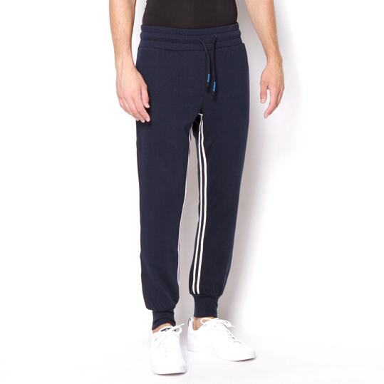 Pantalones SILVER Marino Hombre