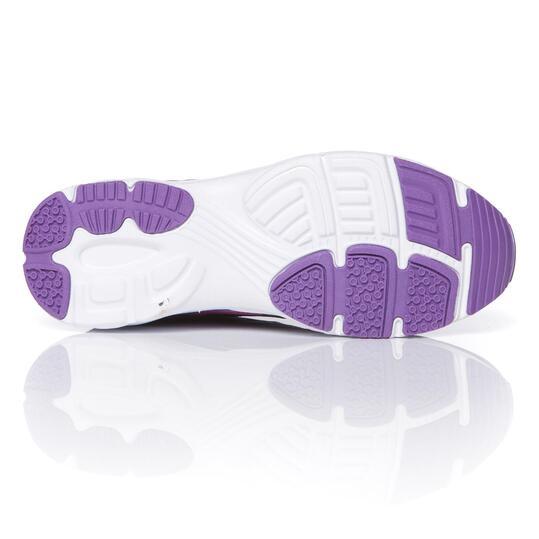 Zapatillas Running IPSO Gris Mujer