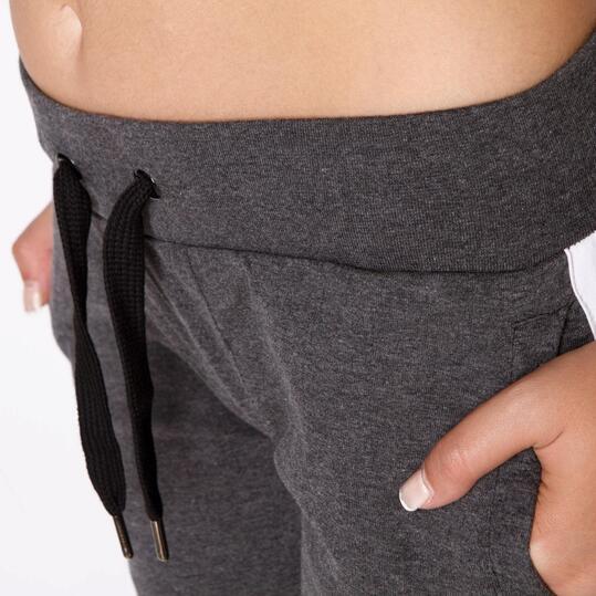 Pantalones SILVER Gris Mujer