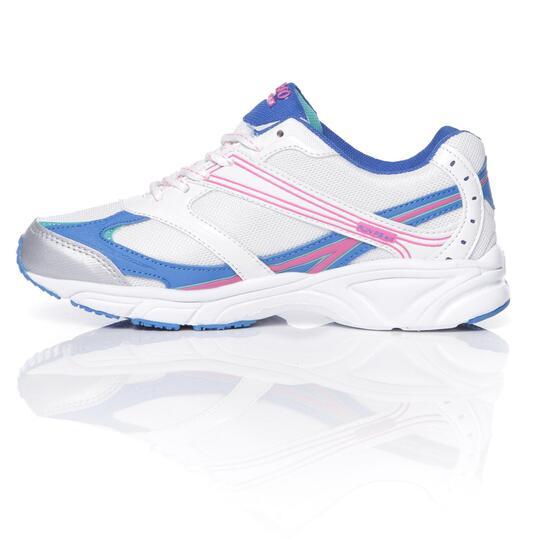 Zapatillas Running IPSO Blanco Mujer