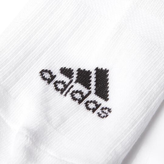 ADIDAS Pack 3 PERFORMANCE NO SHOWS Calcetines Blancos