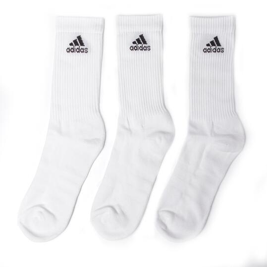 ADIDAS Calcetines Deportivos Blancos