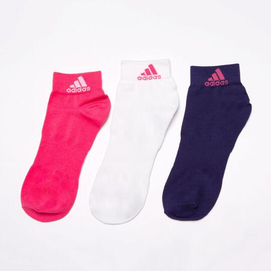 ADIDAS Calcetines Tobilleros Mujer