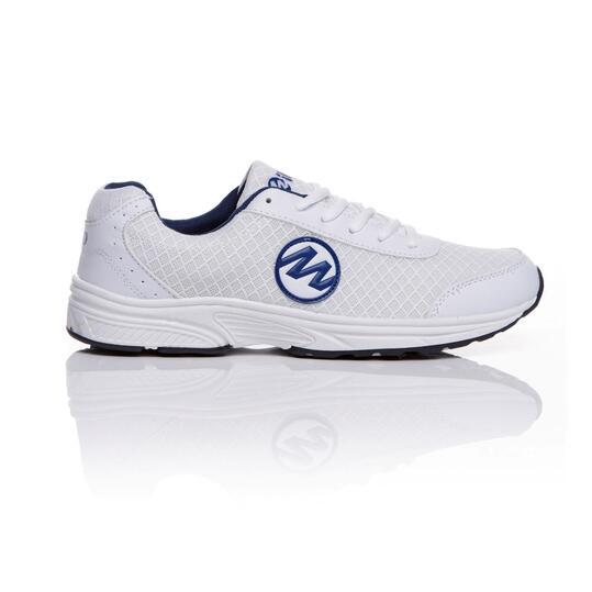 Zapatillas Running IPSO Blanco Hombre