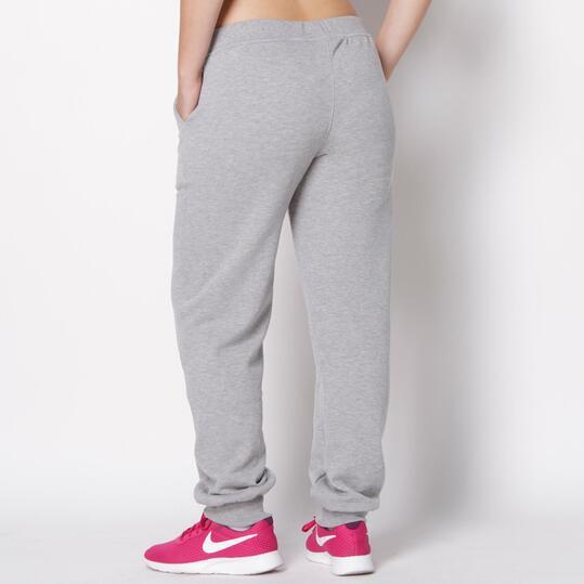 Pantalones Talla Grande SILVER Gris Mujer