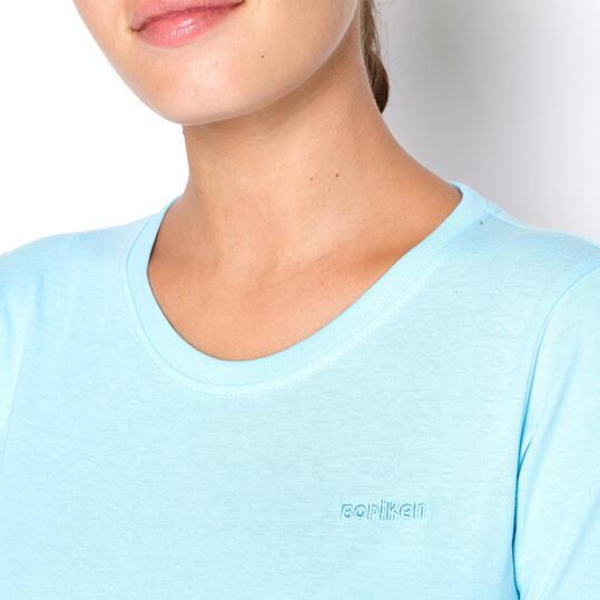 BORIKEN Camiseta Montaña Mujer