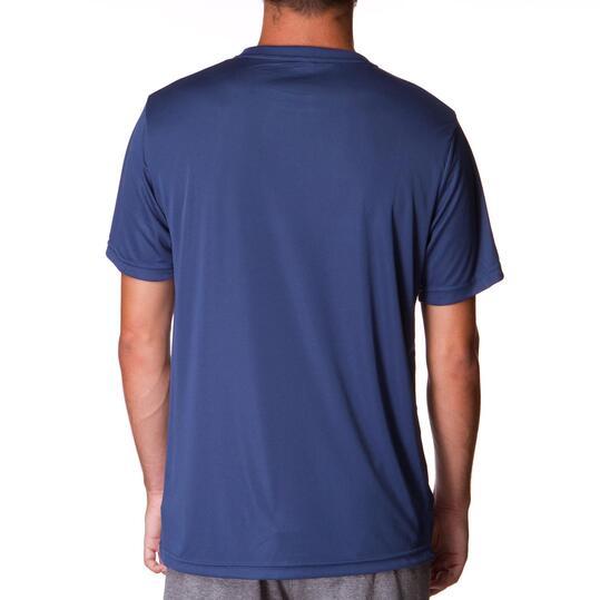 BORIKEN Camiseta Denim Hombre