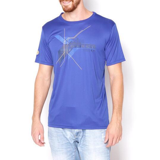BORIKEN Camiseta Azul