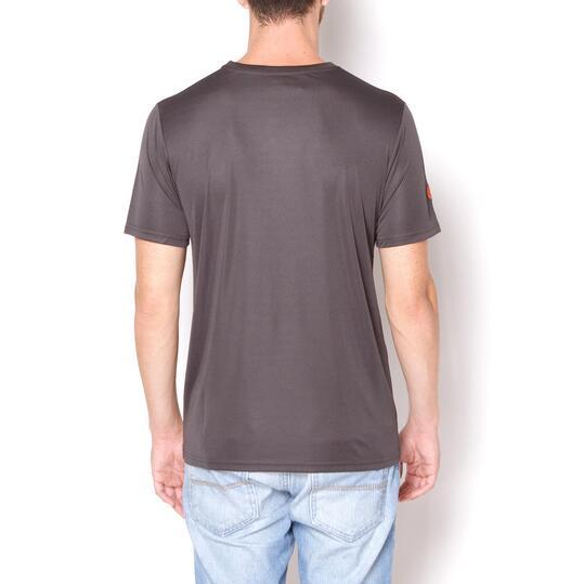 BORIKEN Camiseta Gris Hombre