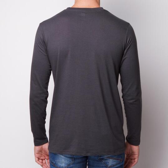 Camiseta UP Antracita Hombre