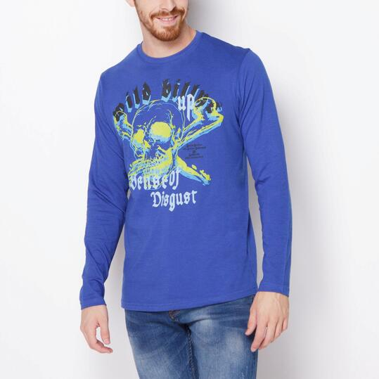 Camiseta UP Royal  Hombre