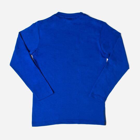 UP Camiseta Royal Niño (10-16)