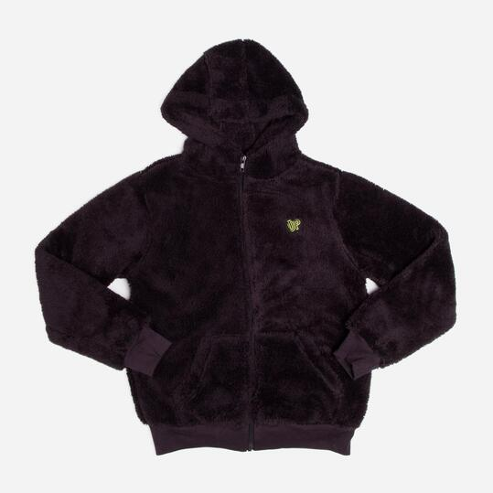 UP Sudadera Antracita Niña (10-16)