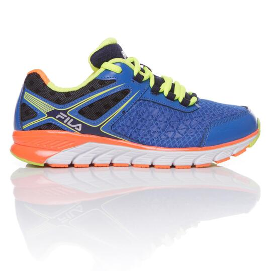 FILA DASHETCH Zapatillas Running Azul Niño (36-39)
