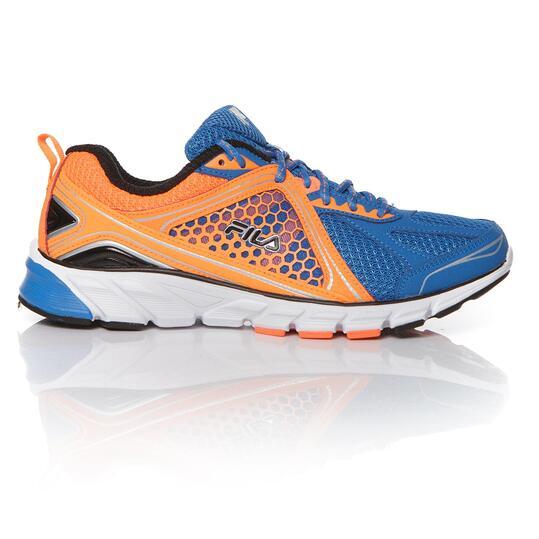 FILA THRESHOLD Zapatillas Running Azul Hombre