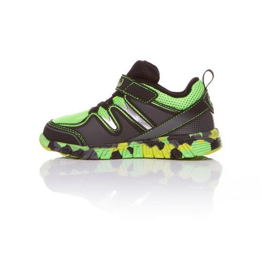 FILA CRATER Zapatillas Running Negro Niña (22-27)