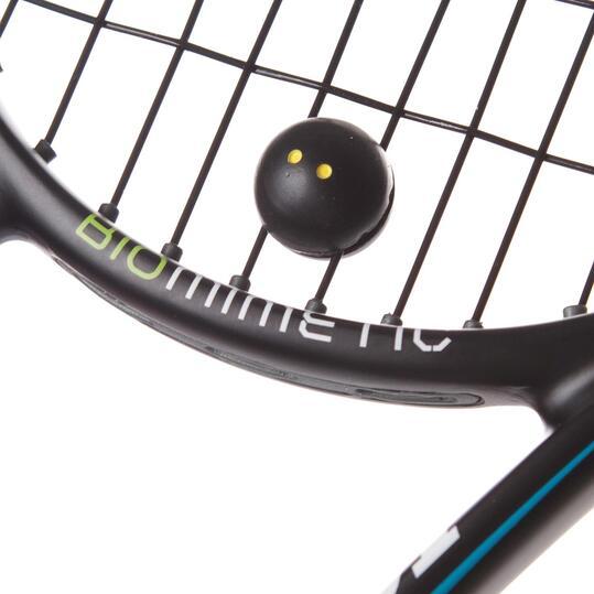 Raqueta Squash DUNLOP GTS 130 Negro