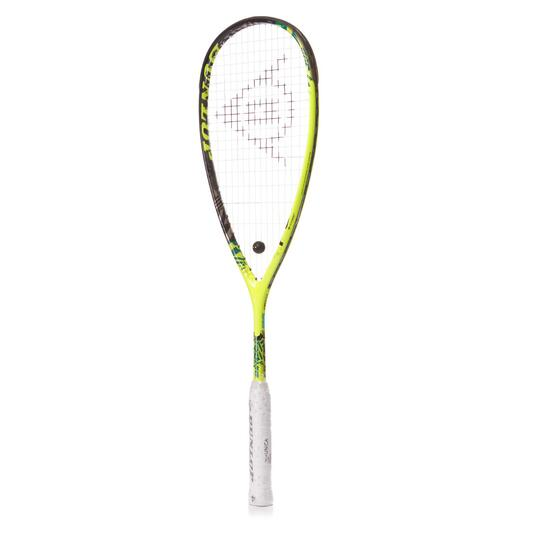 Raqueta Squash DUNLOP Force Revelation 125 Amarillo