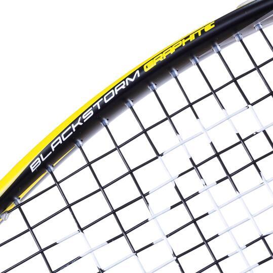 Raqueta Squash DUNLOP Blackstorm Graphite Negro