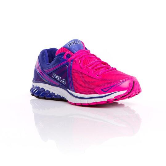 FILA FINIX Zapatillas Running Rosa Mujer