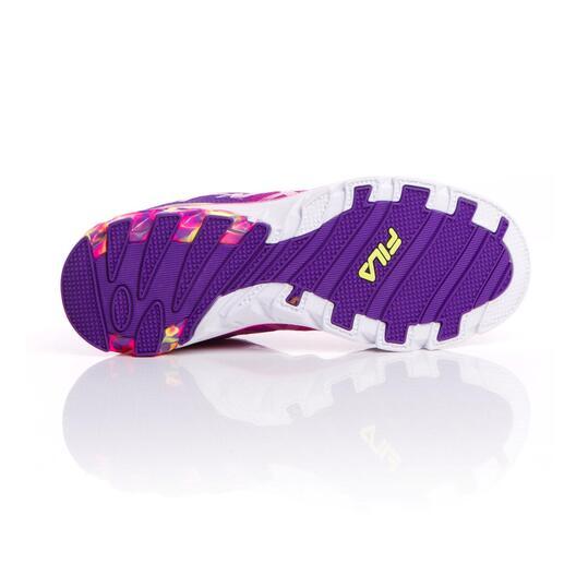 FILA FINIX Zapatillas Running Fucsia Mujer