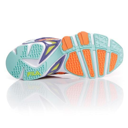 FILA EXODUS Zapatillas Running Naranja Mujer