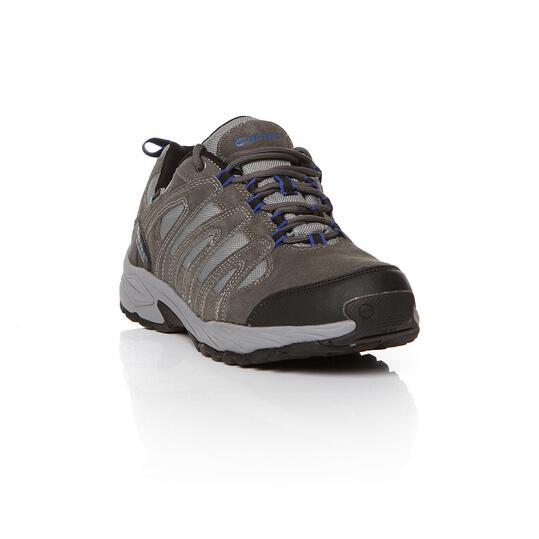 HI TEC ALTO Zapato Montaña Gris Hombre