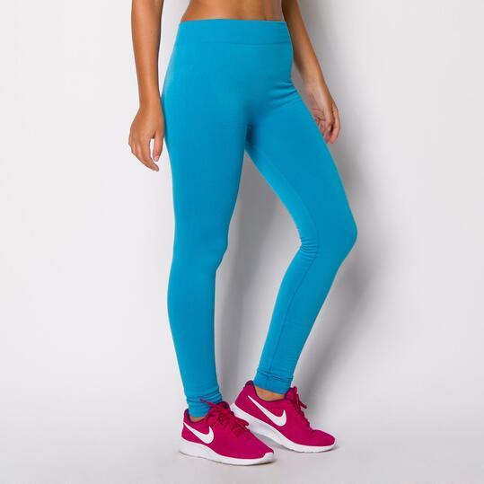 Leggings UP Azul Mujer