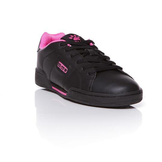 KELME Zapatillas Retro Clásicas Negro Mujer