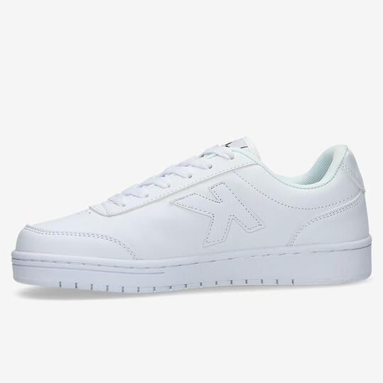 KELME Zapatillas Skate Blanco Mujer