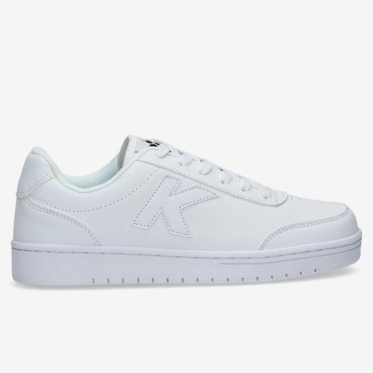 KELME Zapatillas Retro Blanco Hombre