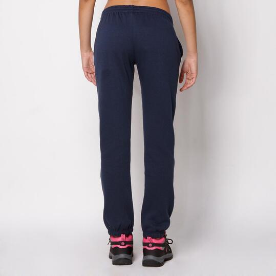 UP Pantalones Azul Mujer